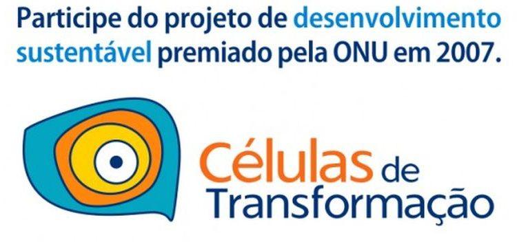 células de transformação